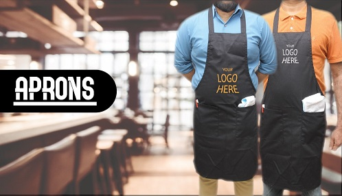 RANGE OF QUALITY APRONS